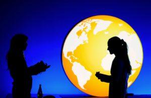 """Die ITB 2020 stand im Internet unter dem Motto """"We Love Travel!"""". Wegen der noch immer nicht eingedämmten Corona-Pandemie findet die größte Tourismusmesse 2021 digital statt – als ITB Berlin Now (Foto: © Messe Berlin GmbH)"""