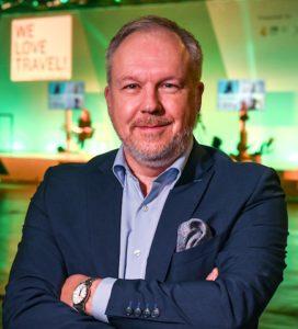 David Ruetz, Head of ITB Berlin (Foto: © Messe Berlin GmbH)