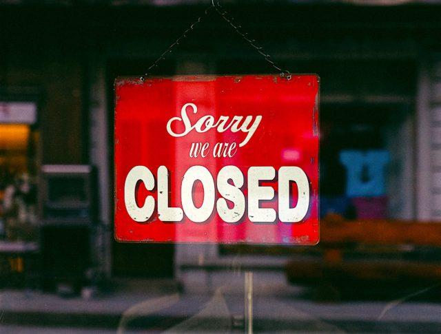 Leider geschlossen: Ganz Österreich im neuen Lockdown (Foto: Anna Shvets, Pexels)