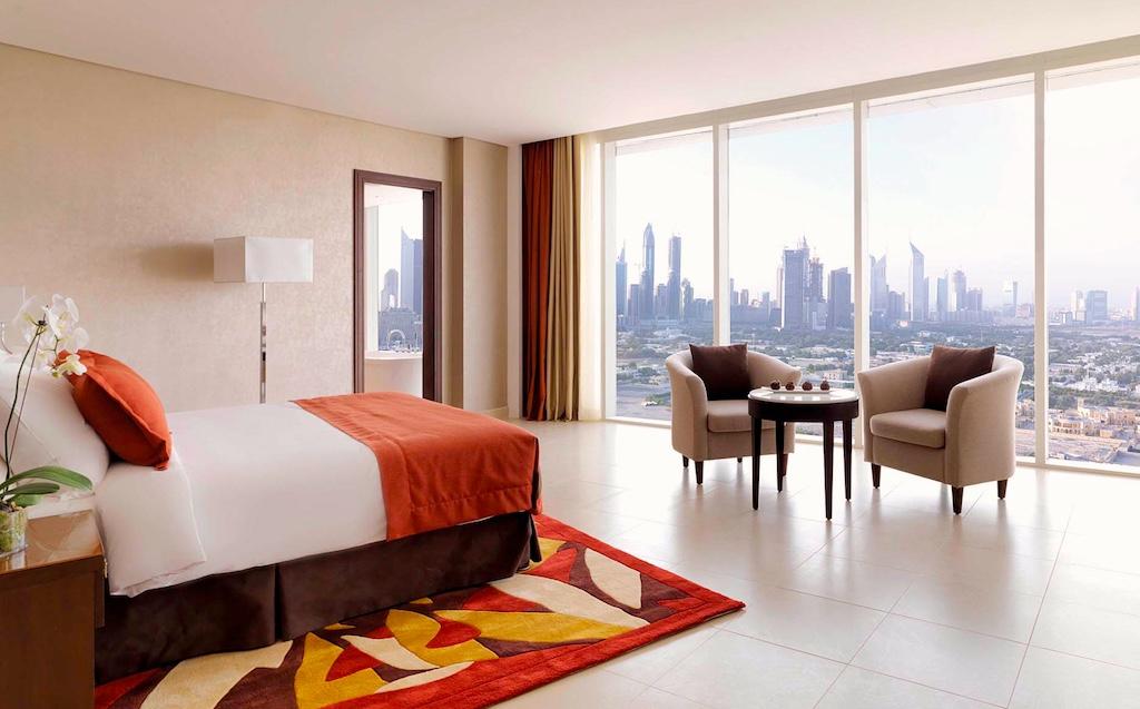Die besten und schönsten Hotels bieten ideale Bedingungen für einen längeren Arbeitsaufenthalt (Foto: DCTM)