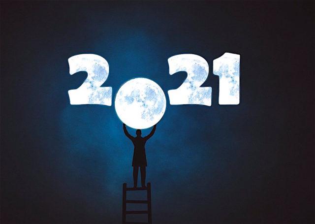 Das neue Jahr des Wandels 2021 stellt große Herausforderungen an alle (Foto: Tumisu, Pixabay)