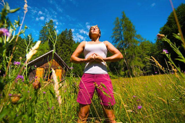 """Die Waldness- Angebotspartner bieten viele Erlebnisse im und mit dem Wald zum Beispiel """"Wald.Wyda"""" im Almtal (Foto: Pangerl & Pangerl)"""