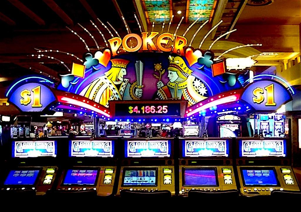Und ewig lockt das Glück im virtuellen und realen Casino (Foto: Pixabay)