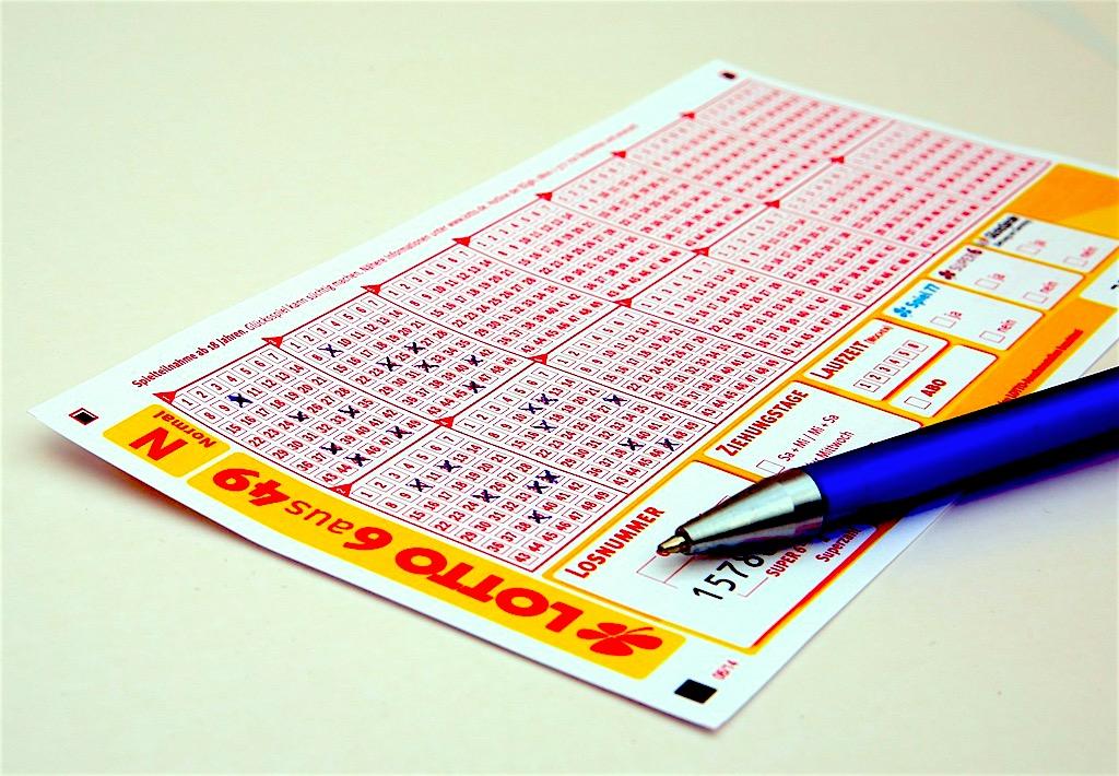 Das Lotto ist das beliebteste Glücksspiel für die meisten Menschen (Foto: Pixabay)