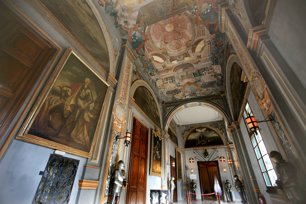 Der Großmeister-Palast ist die wichtigste Sehenswürdigkeit der maltesischen Hauptstadt La Valletta (Foto: © viewingmalta.com)