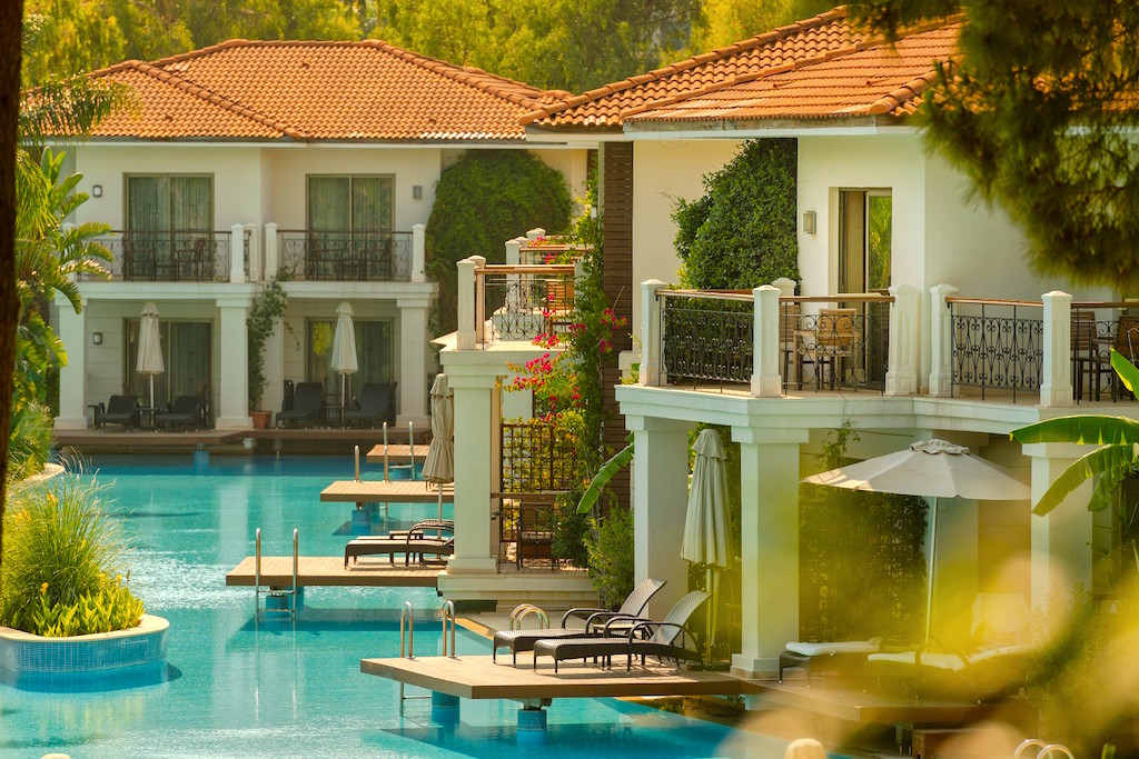 Fernweh kombiniert mit viel Genuss und Luxus im ELA Quality Resort Belek in der Türkei
