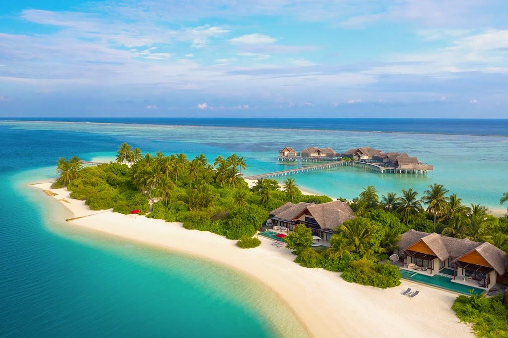 Die Malediven sind das Sehnsuchtsziel vieler Urlauber, die auf Sonne, Strand, Meer und Luxus stehen (Foto: MMPRC)