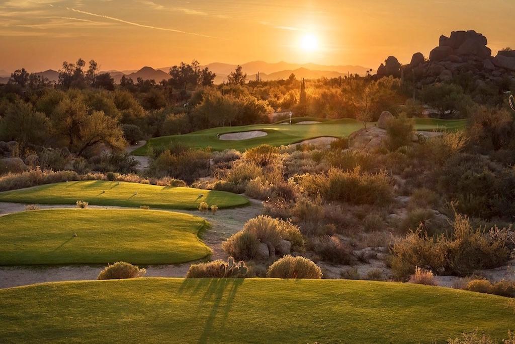 Das große Fernweh nach Stille, Idylle und Freizeit im Scottsdale Golf Boulders Resort stillen (Foto: Boulders Resort & Spa Scottsdale)