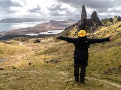 Ferne Reiseziele für unternehmungslustige Abenteurer, Romantiker und Sportliche Urlauber (Foto: Wow Scotland)