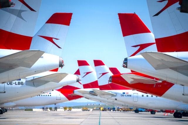 Austrian Airlines startet voll in die Sommersaison