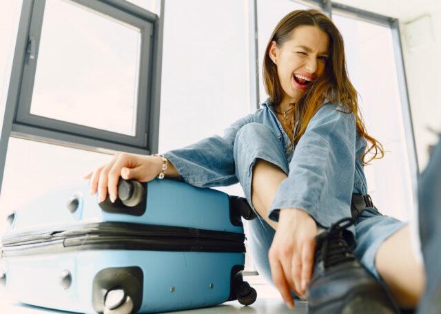Begrenzte Reisefreiheit