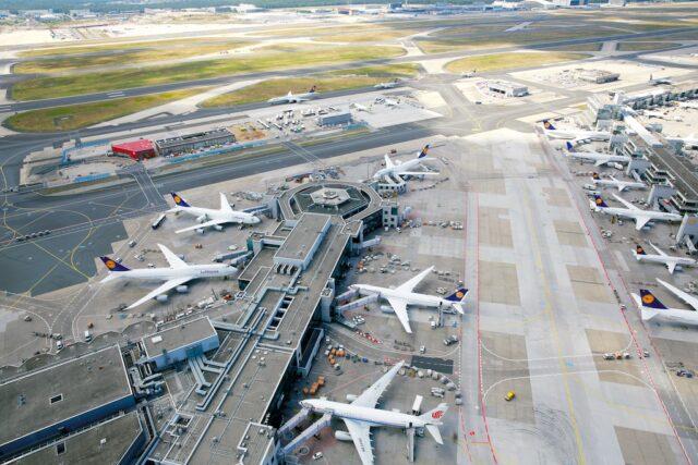 Mobilität im Flugverkehr