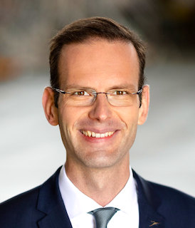 Austrian Airlines CCO Michael Trestl