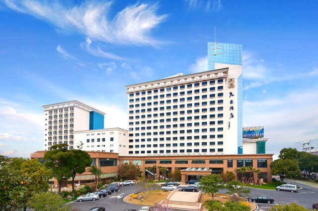 Neues Maritim-Hotel in China