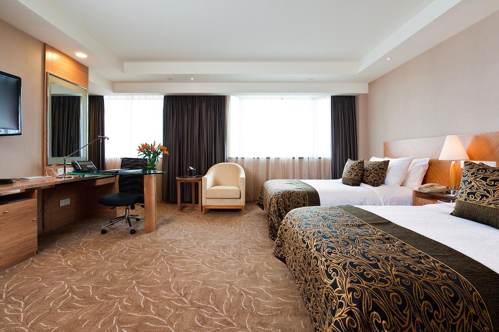 Maritim-Hotel hat neues Haus in der chinesischen Wirtschaftsmetropole Taicang eröffnet